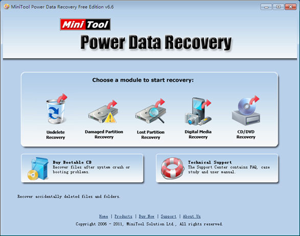 lost partition recovery software free