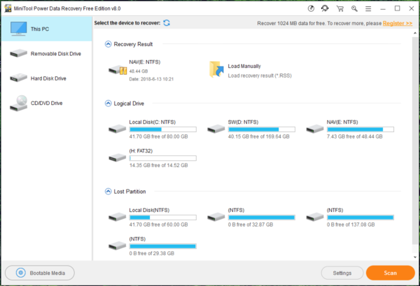 how to recover documents from a broken hard drive